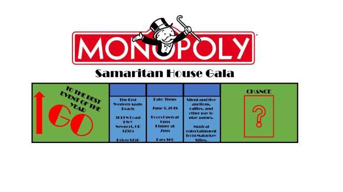 Monopoly Invite